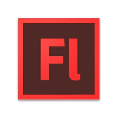 flash cs6 logo